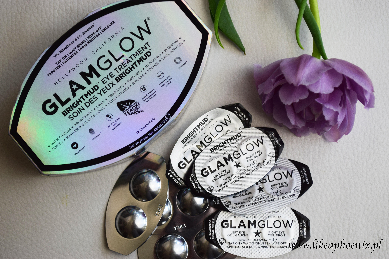 maska pod oczy GLAMGLOW  kupiona w Tk Maxx
