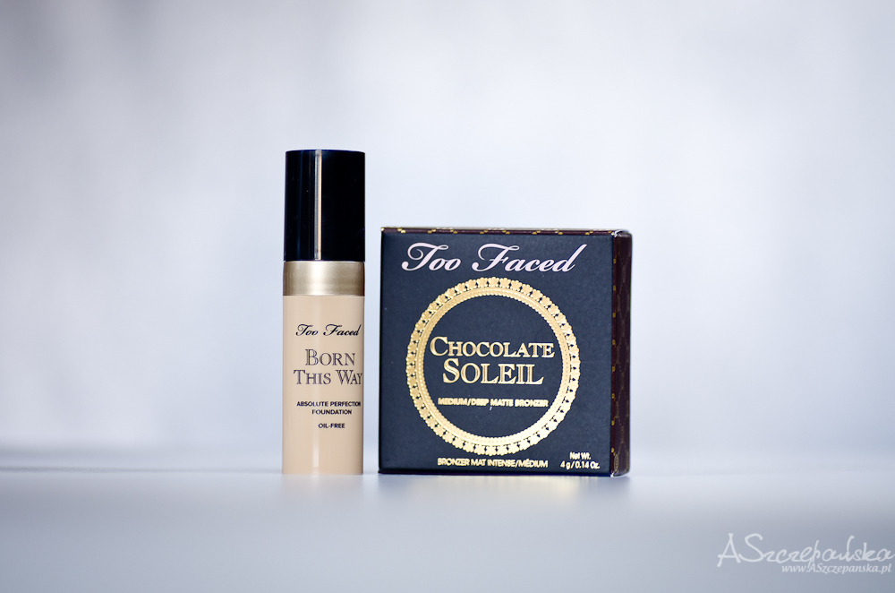 Too Faced Born This Way i Chocolate Soleil