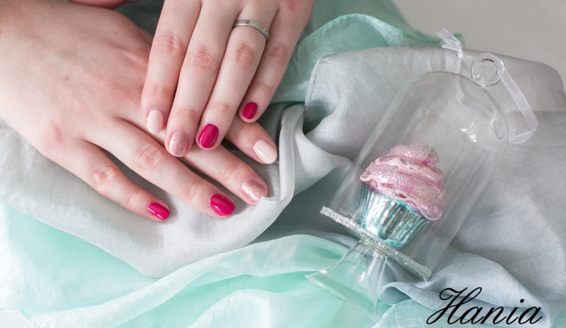 Mój świąteczny manicure z Semilac