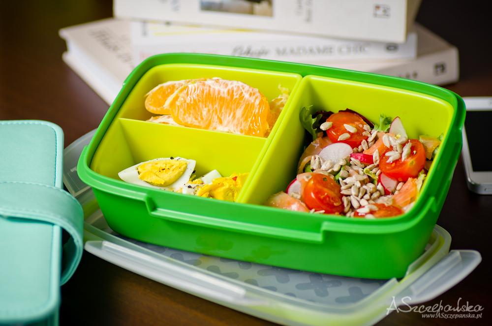 Co jest w moim lunch boxie